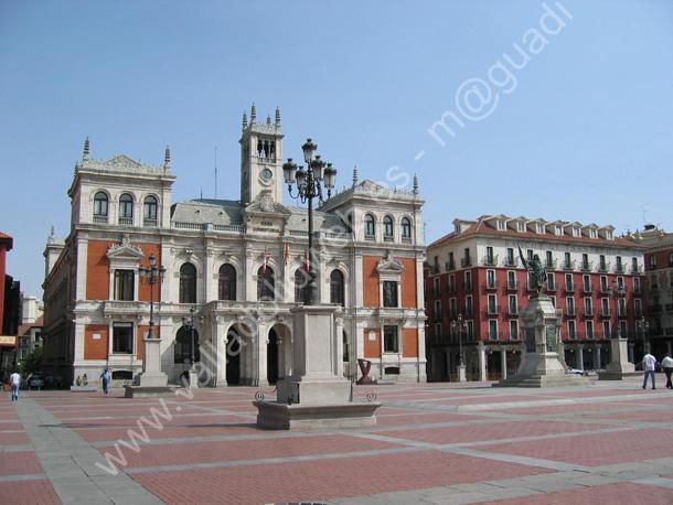 Valladolid plaza mayor 009 2003 for Plazas de garaje valladolid