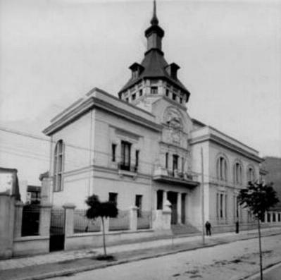 Valladolid web monumentos y edificios edificio de la - Escuela de arquitectura de valladolid ...