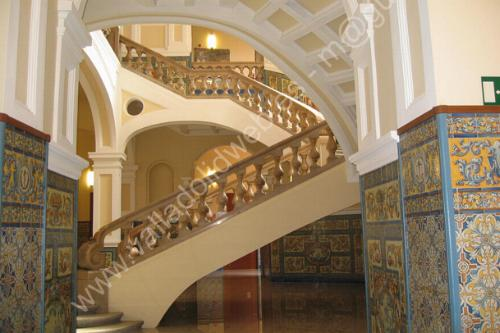 Valladolid web monumentos y edificios universidad - Universidad arquitectura valladolid ...