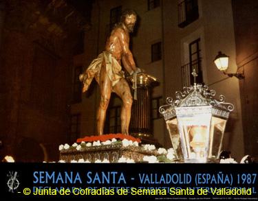 junta de cofradias de semana santa valladolid:
