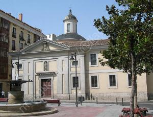 Valladolid web museos y exposiciones museo del - Santa ana valladolid ...