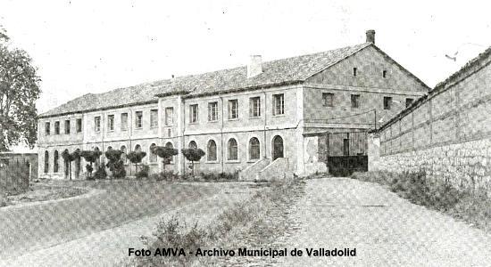 Valladolid Web Calles Plazas Y Jardines Prado De La Magdalena