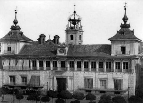 Valladolid web lo que ya no est antiguo ayuntamiento - Fotos del real valladolid ...