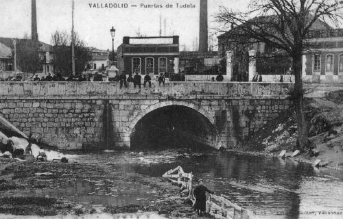 Valladolid web lo que ya no est puertas de tudela - Puertas en valladolid ...