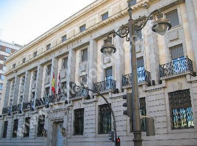 Valladolid web monumentos y edificios edificio del for Sucursales banco espana