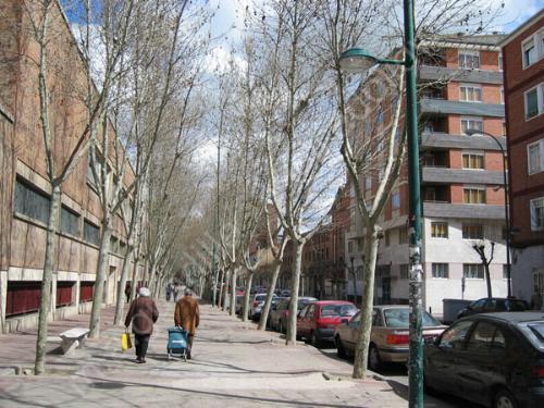 valladolid web calles plazas y jardines prado de la