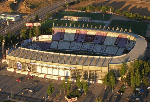 Valladolid web monumentos y edificios estadio jos for Fuera de juego del valladolid
