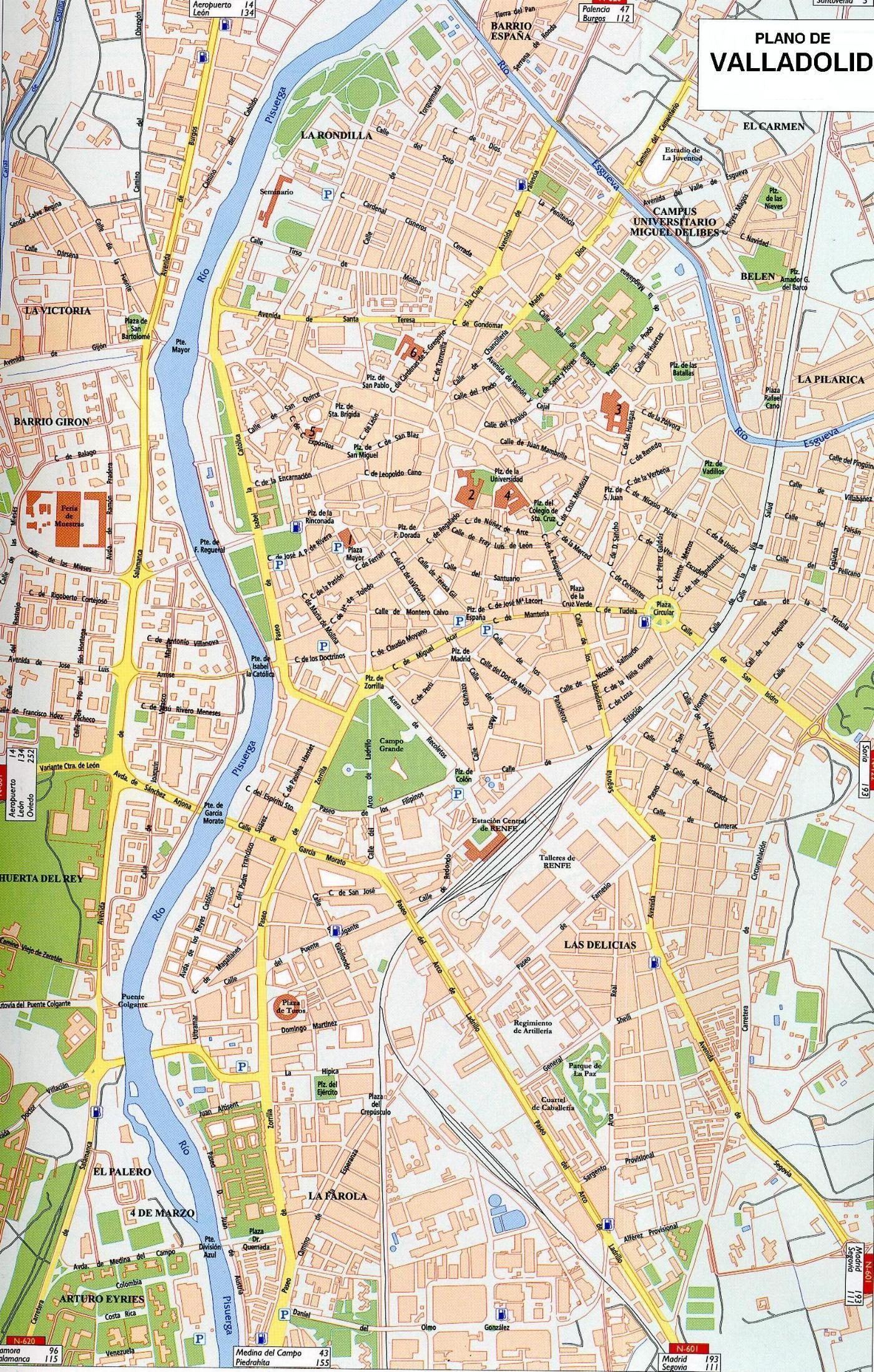 Valladolid web todo valladolid - Spa urbano valladolid ...