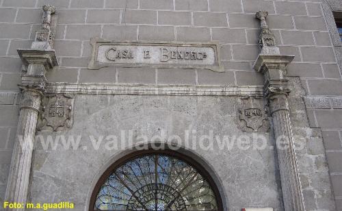 Valladolid Web Monumentos Y Edificios Casa Del Estudiante